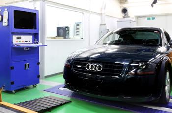 総合機械コース/自動車コース/ロボティクスコースの主な装置