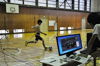 電気・電子コース/健康・スポーツ計測コースの主な装置
