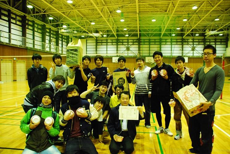 前田研,優勝おめでとう!