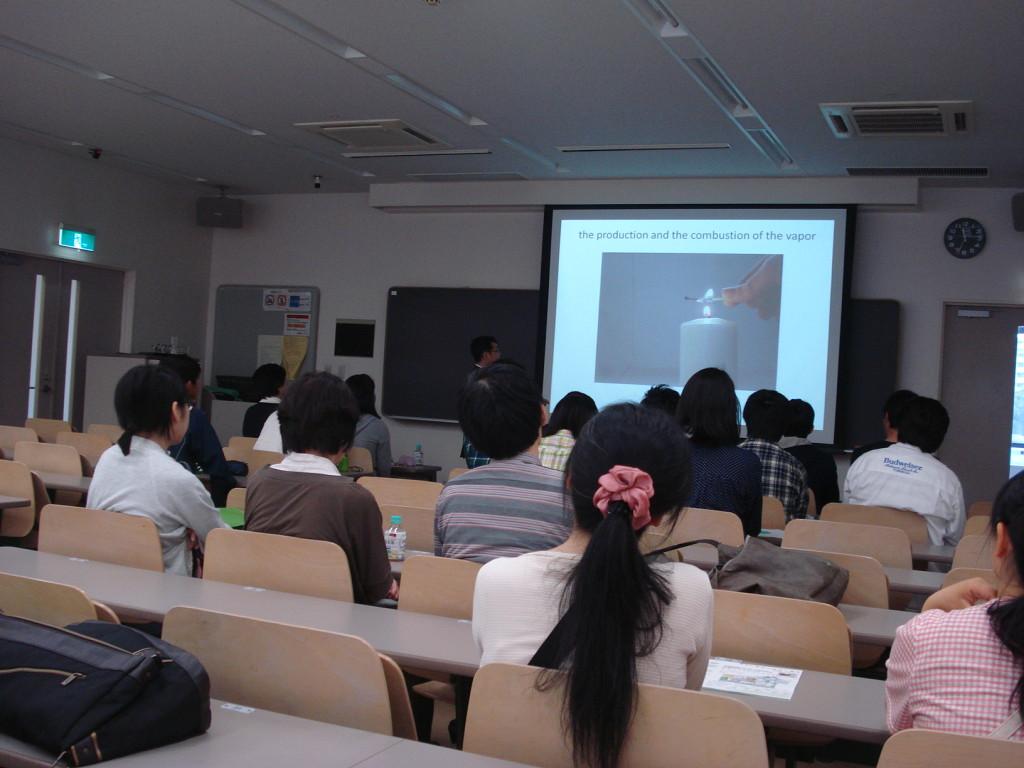 体験授業フェスタ2016飯田3